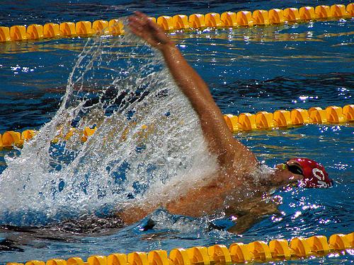 swim backstroke