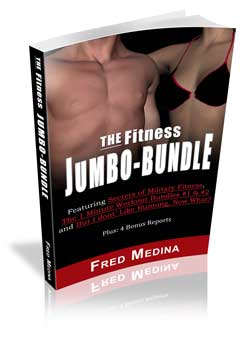 fitness jumbo bundle fred medina