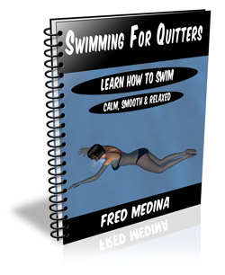 swimming for quitters learn how to swim fred medina