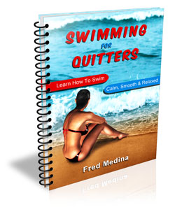 swimming for quitters