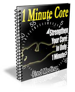 1 minute core fred medina