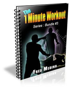 1 minute workout series bundle 3